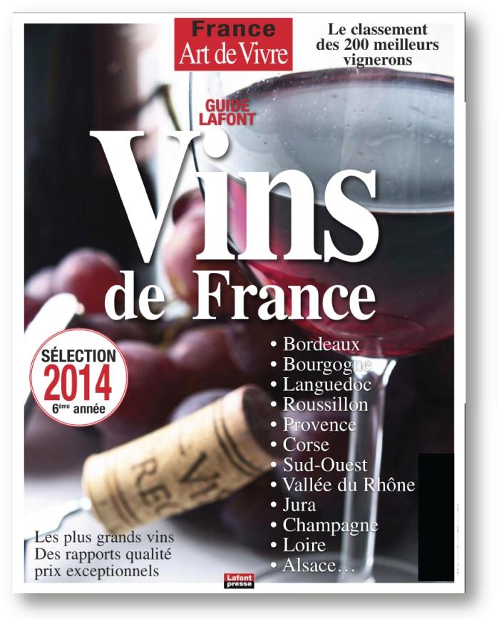 Lafont Presse 100 meilleurs vins de France